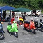 2008,7,5 VespaGP 2nd Stage in NikkoCircuit Part,2