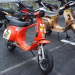 2009,5,31 VespaGP 2nd Stage in NikkoCircuit Part,1