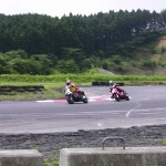 2009,7,5 VespaGP 3rd Stage in NikkoCircuit