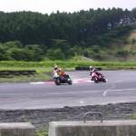 2009,7,5 VespaGP 3rd Stage in NikkoCircuit