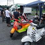 2009,8,23 VespaGP 4th Stage in NikkoCircuit Part,2