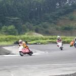 2009,8,23 VespaGP 4th Stage in NikkoCircuit Part,3