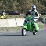 2010,4,25 VespaGP 1st Stage in NikkoCircuit Part,1