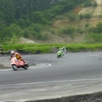 2010,6,13 VespaGP 2nd Stage in NikkoCircuit Part,2