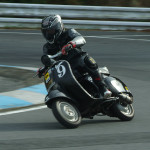 2010,11,13 VespaGP Special Stage in MobaraTwinCircuit Part,3