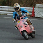 2010,11,13 VespaGP Special Stage in MobaraTwinCircuit Part,5
