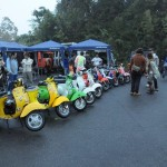 2011,11,6 VespaGP 4th Stage in CircuitAKIGASE