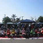 2012,10,21 VespaGP 4th Stage in CircuitAKIGASE