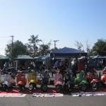 2012,10,21 VespaGP 4th Stage in CircuitAKIGASE