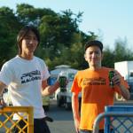 2014,5,18 VespaGP 2nd Stage in CircuitAKIGASE