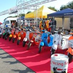 2014,9,21 VespaGP 4th Stage in TukubaCircuit 1000