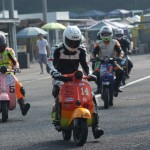 2015,8,2 VespaGP 4th Stage in NikkoCircuit(2)