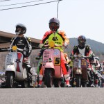 2018,4,1 VespaGP 1st Stage in NikkoCircuit (FILE 1)