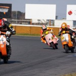 2018,11,25 VespaGP 5th Stage in TukubaCircuit 1000