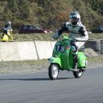 2010,4,25 VespaGP 1st Stage in NikkoCircuit Part,1