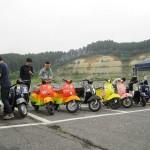 2010,6,13 VespaGP 2nd Stage in NikkoCircuit Part,3