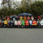 2012,4,22 VespaGP 1st Stage in CircuitAKIGASE