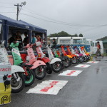 2014,6,29 VespaGP 3rd Stage in MobaraTwinCircuit