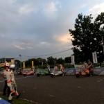 2019,7,28 VespaGP 3rd Stage in CircuitAKIGASE
